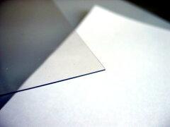ペット薄物(透明)(押出し)板厚(0.2ミリ) 670×1460