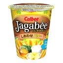 (取り寄せ商品 納期1〜2週間)じゃがビー Jagabeeしあわせバター【38g×12個】(カルビー)