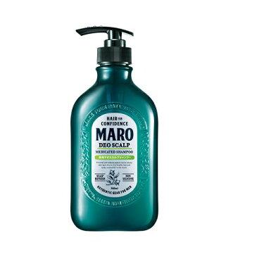 MARO(マーロ) 薬用デオスカルプシャンプー【480ml】(ストーリア) 【MEN'S】【育毛養毛剤】