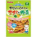 おなかにうれしい ササミと野菜 170g【ペット用品】