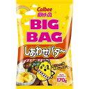 ポテトチップス ビッグバッグ しあわせバター 【170g×1...