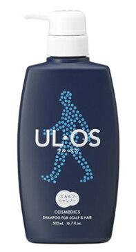 UL・OS(ウルオス) 薬用スカルプシャンプー ポンプ 【500ml】(大塚製薬)【MEN'S】