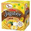 Jagabee(じゃがビー)しあわせバター【5袋入×12個】(カルビー)