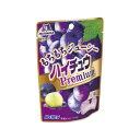 ハイチュウプレミアム 赤ぶどう味 【35g×10個セット】(森永)