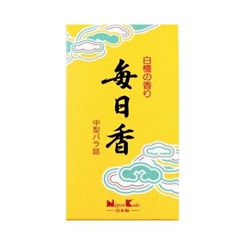 毎日香中型バラ詰【1個(約150g)】(日本香堂)