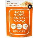 もぐカミファイバーこんにゃく 旨辛しょうゆ味 【4g×5袋入】(アサヒグループ食品)