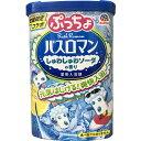 バスロマン しゅわしゅわソーダの香り ぷっちょコラボ 【600g】(アース製薬)