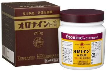 【第2類医薬品】オロナインH軟膏 250g (大塚製薬)【常備薬/キズ薬】