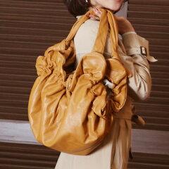【傳濱野】お気に入りの服みたいに着心地のいいバッグSofle(ソフレ)ショルダー【最短当日、最...