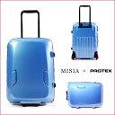 【PROTEX】スーツケース 機内持ち込み soprano(ソプラノ) 2泊から3泊の国内旅行に。歌姫MISIAとコラボアイテム。【11月9日頃出荷】