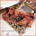 長財布/レディース/ピンク/エナメル/花柄/イタリアのタンナーに特注する、一枚の絵画のよ...
