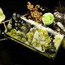 【FRUTTI】夜に咲く花、残り香をイメージしたレザーで仕立てるウォレットALBA notte(アルバ ノッテ) FRUTTI DI BOSCO フルッティ ディ ボスコ 356-1032-02-6008