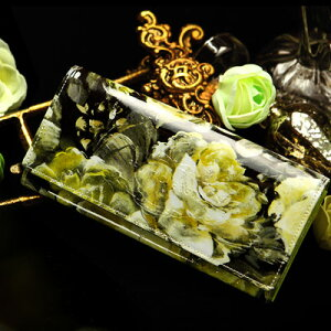 【FRUTTI】夜に咲く花、残り香をイメージしたレザーで仕立てるウォレットALBA notte(アルバ ノ...