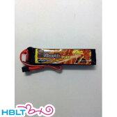 【OPTION No.1(オプションNo.1)】GB0021V2−2P|バッテリー High Power LIPO 560mAh 7.4V 2Pミニコネクター付