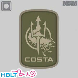 【MSM(MIL-SPEC MONKEY)】パッチ COSTA LUDUS LOGO 2IN(…