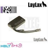 【LayLax(Giga Tec)】EVO Lipoバッテリー 7.4V 2500mAh 30C/45C(エボリポ PEQ)/ライラクス ギガテック