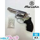 マルシン SW M60 チーフスペシャル Xカート仕様 ABS Silver 3インチ ガスガン リボルバー 本体 6mm /ガス エアガン 04085 サバゲー 銃