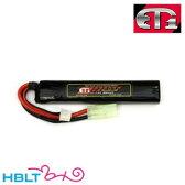 【ET1】バッテリー LIPO Y 7.4v 800mAh イエローライン ETY208/ET-1/リポ/Battery/充電式/電池