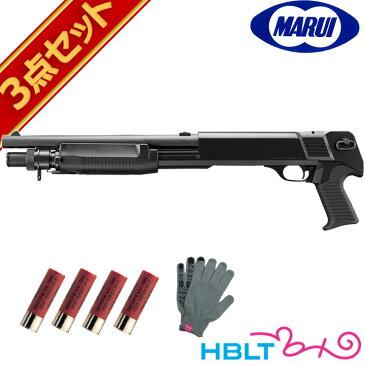 【東京マルイ】M3 ショーティ エアーショットガン フルセット /エアガン/POLICE/SWAT/散弾銃/shorty/エアショットガン/スターター