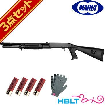 【東京マルイ】M3 スーパー90 エアーショットガン マガジンセット /エアガン/POLICE/SWAT/散弾銃/Benelli/Super90/エアショットガン/スターター
