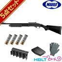 東京マルイ M870 タクティカル ガスショットガン フルセット /ガス エアガン レミントン 散弾銃 Tactical スターター サバゲー 銃