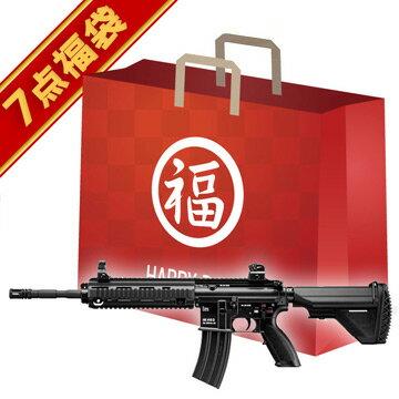 2019 福袋 次世代電動ガン セット! HK416D 東京マルイH&K HK-416D フルセット サバゲー