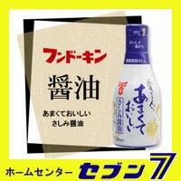 fundokin甜,味道好的生魚片醬油(200ml)[醬油甜口生魚片九州日式菜肴調料國產九州大分]