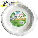 業務用さとうきびプレート 26cm 50本入 中村 [紙皿 使い捨て食器 オーブン、トースター非対応...