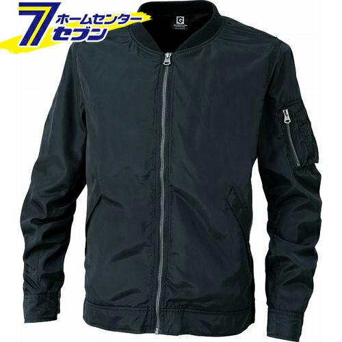 フライトジャケット ネイビー L コーコス信岡 [ウインドブレーカー 中綿なし スマートジャケット 端境期 ]【キャッシュレス5%還元】