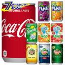コカコーラ Qoo クー ファンタ 160ml ミニ缶 5種