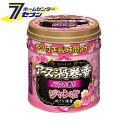 アース渦巻香 ジャンボ バラの香り 50巻缶入 アース製薬 [(EOS)]【キャッシュレス 還元】