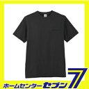 【ポイント5倍】半袖 Tシャツ ブラック L 3007 コーコス信岡 ...