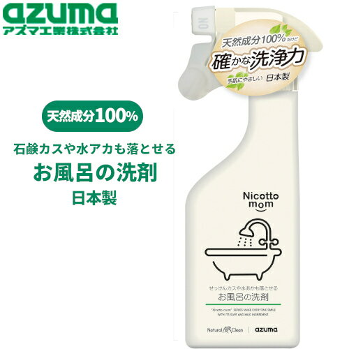アズマ日用品消耗品大掃除清掃洗剤天然成分【4970190651336:11028】