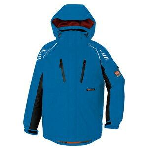 アイトス 防寒ジャケット(男女兼用) カラー:ブルー サイズ:M (ボウカンジャケット) [6063ー006]【4548413322044:11057】