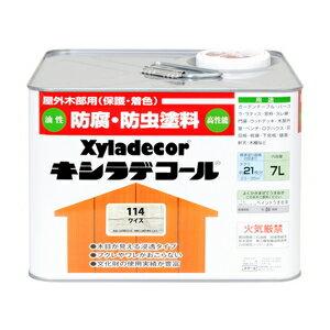 大阪ガスケミカル キシラデコール ワイス 7L