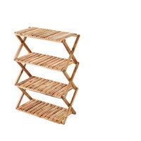 クラシックス木製4段MOVEラック600