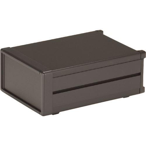 【オープニング大セール】 タカチ タカチ オールアルミシステムケース ブラック 品番 MO663228B 1974199:0 法人 事業所限定 外直送元, JBS ショッピング e766d865