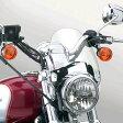 【ナショナルサイクル】フライスクリーンLS・ウィンドシールド ライトスモーク National Cycle Harley ハーレー