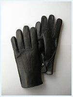 DENTS(デンツ)/ヘアシープグローヴ(5-1510)Black