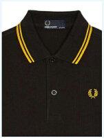 FREDPERRY(フレッドペリー)/キッズラインポロシャツ(SY1200)Black