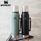 STANLEYスタンレー水筒クラシック真空ボトル1L10-08266ボトルアウトドアキャンプシンプルステンレス製クラシック魔法瓶水筒保温保冷メンズレディース真空ボトルボトル大容量
