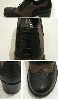 DOVERドバーBUFAINOマニッシュシューズ1colors(DOVER-200)AW13Zレディース靴シューズヒールマニッシュレザーお洒落マニッシュシューズ