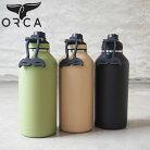 ORCAオルカhydraボトル水筒正規品Hydra66oz1,950mlORCHYD66オルカボトル22オンスステンレススチール2重構造シームレス構造メンズレディースアウトドアキャンプキャンパーおしゃれ保温保冷