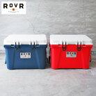 ROVRローバークーラーボックスIC35クーラーボックス7RVIC35H16LLハードクーラー35ハードタイプ大容量保冷頑丈丈夫高耐久アウトドア釣りキャンプキャンパーBBQファミリーレジャーフェス山海ブランドアメリカレッドブルー