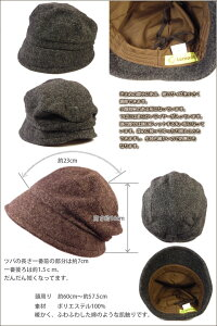 帽子いろんな角度