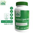 アルファリポ酸 (ALA) 600mg NON-GMO 120粒 アメリカ製 ソフトジェルカプセル Halal ハラール サプリメント サプリ 健康食品 ビタミン ビタミンサプリメント 健康 米国 USA
