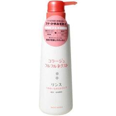 フケ・かゆみを防ぐミコナゾール硝酸塩配合/薬用頭髪ケアリンス。低刺激性・無香料・無色素。...