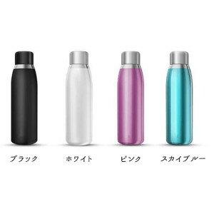 【クーポン獲得】【当店は4980円以上で送料無料】SGUAI 水筒 スマートボトル G3 500ml ※8月下旬ごろの入荷予定