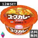 東洋水産 マルちゃん スープカレー ワンタン 12個セット(1ケース) - ヘルシーブライト楽天市場店