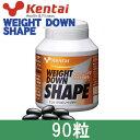 ケンタイ プロテイン ウエイトダウン シェイプ 90粒 - 健康体力研究所 (kentai) 2